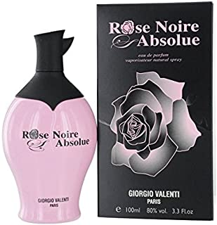 Women Giorgio Valenti Rose Noire Absolue EDP Spray 3.4 oz 1 pcs sku# 1786775MA