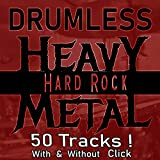 Fast Backing Track for Drummers | Heavy Metal with Metronome
