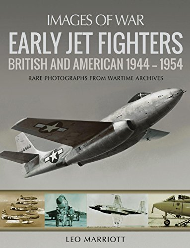 Book's Cover of Early Jet Fighters (Images of War) (English Edition) Versión Kindle