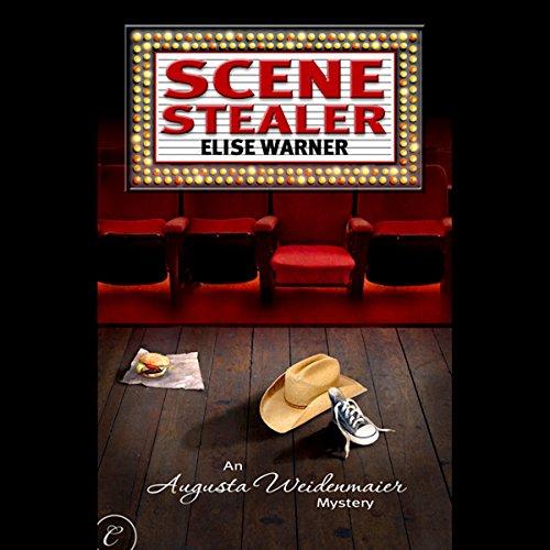 Scene Stealer audiobook cover art