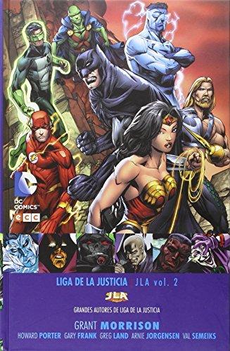 Grandes Autores JLA: Morrison 2 (JLA de Grant Morrison)