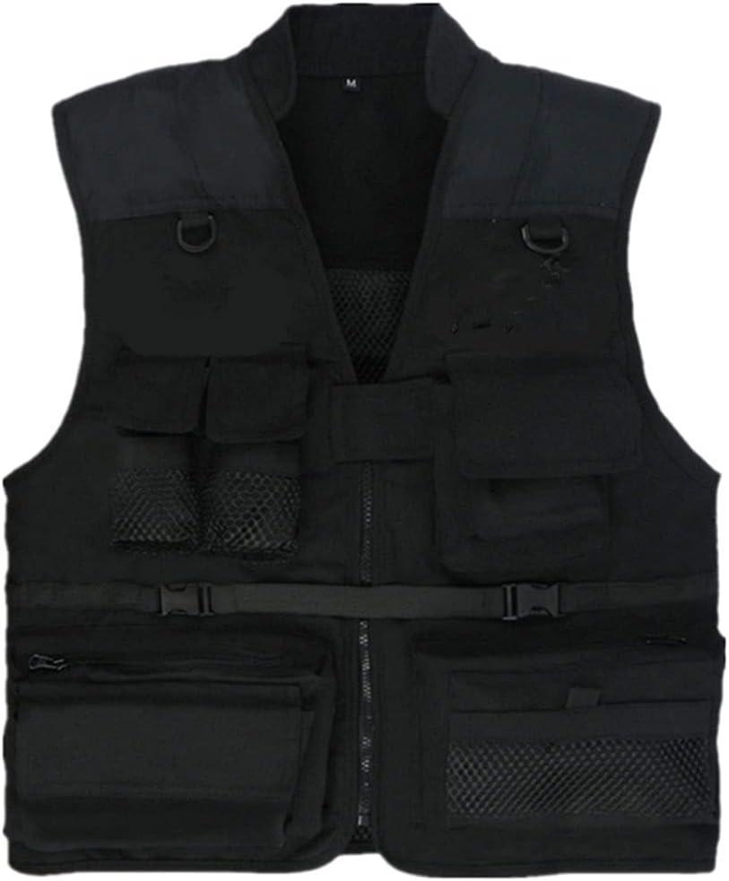 Classic Branded goods Fishing Vests for Men Vest Quick Men's Fishi Outdoor Dry