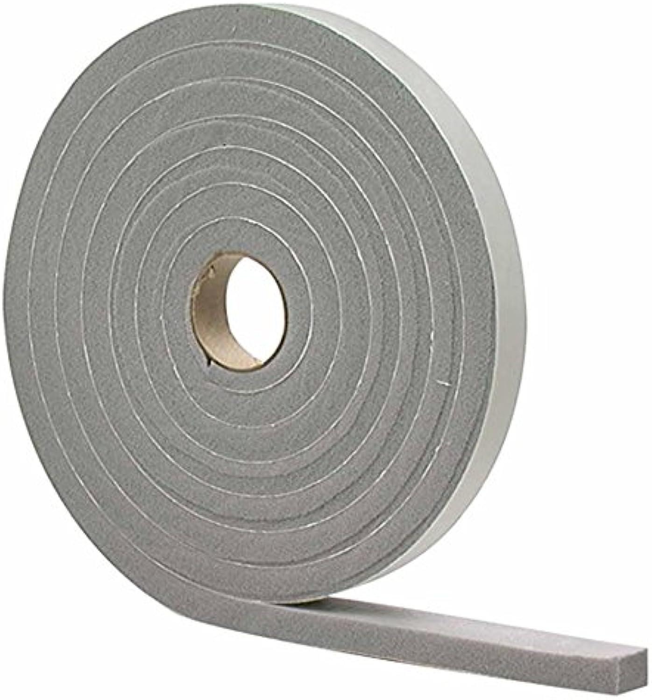 M-d Produkte .38 in. X 10ft. Grau Grau Grau Wasserdicht und luftdicht Foam Tape Wetter Stri 02295 B000NUVOB6 | Louis, ausführlich  c95332