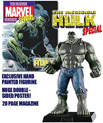 Marvel Figurine Collection Special Hulk grau Variant