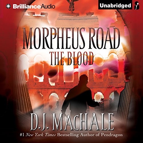 The Blood audiobook cover art