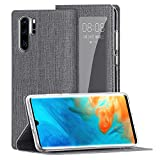 Foluu for Huawei P30 Pro Case Cover, [Window View] [Auto