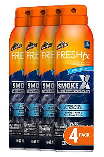Armor All Smoke X Car Air Freshener and Purifier – Odor Eliminator