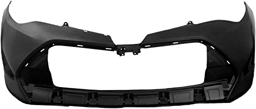 Best 2018 toyota corolla front bumper replacement Reviews