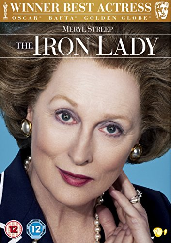 The Iron Lady [Reino Unido] [DVD]