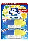 WC Frisch Duo Aktiv Duftspüler Lemon Nachfüllpack