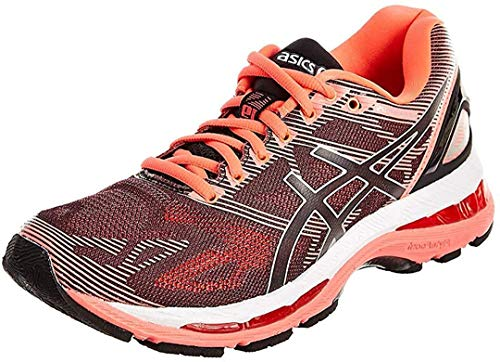ASICS - Zapatillas Gel-Nimbus 19 de correr para mujer