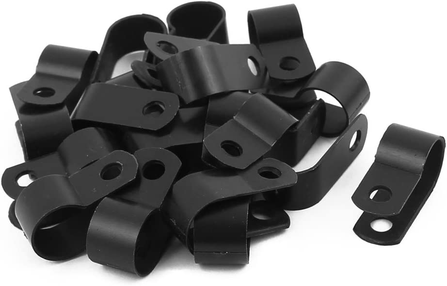 OFFer Aexit 20Pcs Nylon Audio Video Accessories Type 8