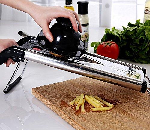 SALE!! Limited Time!! Chef Grade Mandoline V-Blade Slicer, 5...