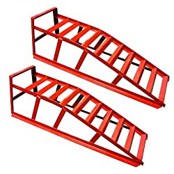 Rhyas Heavy Duty Car Ramps