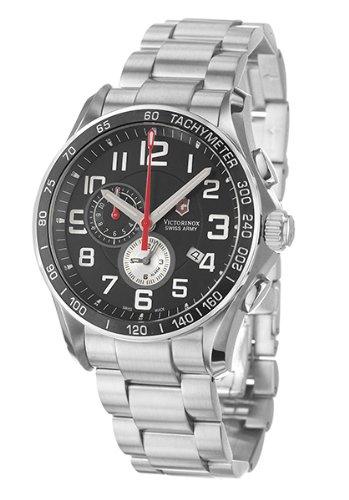 Victorinox Swiss Army - 241280 - Montre Homme - Quartz - Chronographe - Chronomètre-Alarme -...