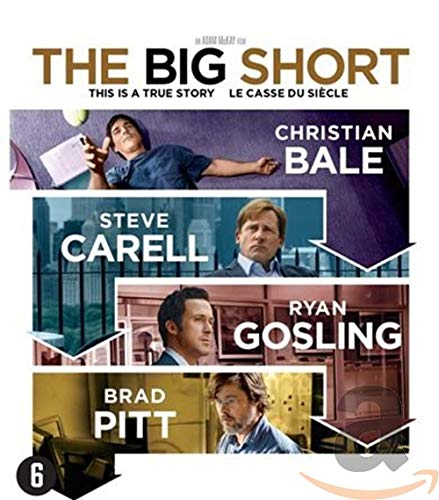 Speelfilm - Big Short, The (Le Casse Du Si�cle (1 Blu-ray)