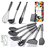 Silicone Cooking Utensils Set, Soulhand...