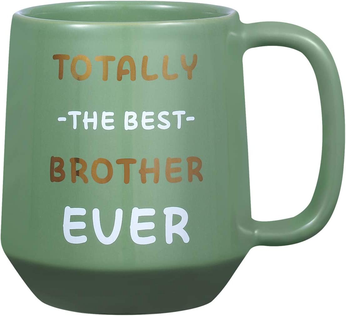 Totally The Best Brother Ever- Large Long-awaited Ceramic Indefinitely Tea Coffee Mug Cup