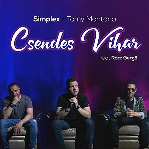 Simplex & Tomy Montana feat. Rácz Gergő