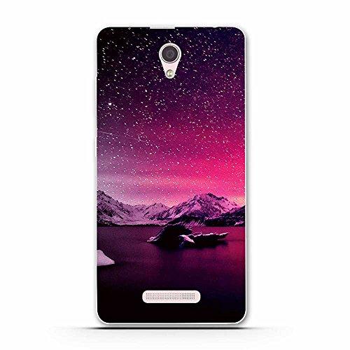 A5000 Cell Phone Case for Lenovo,FUBAODA TPU Aegis Cover for The Phone for Lenovo A5000