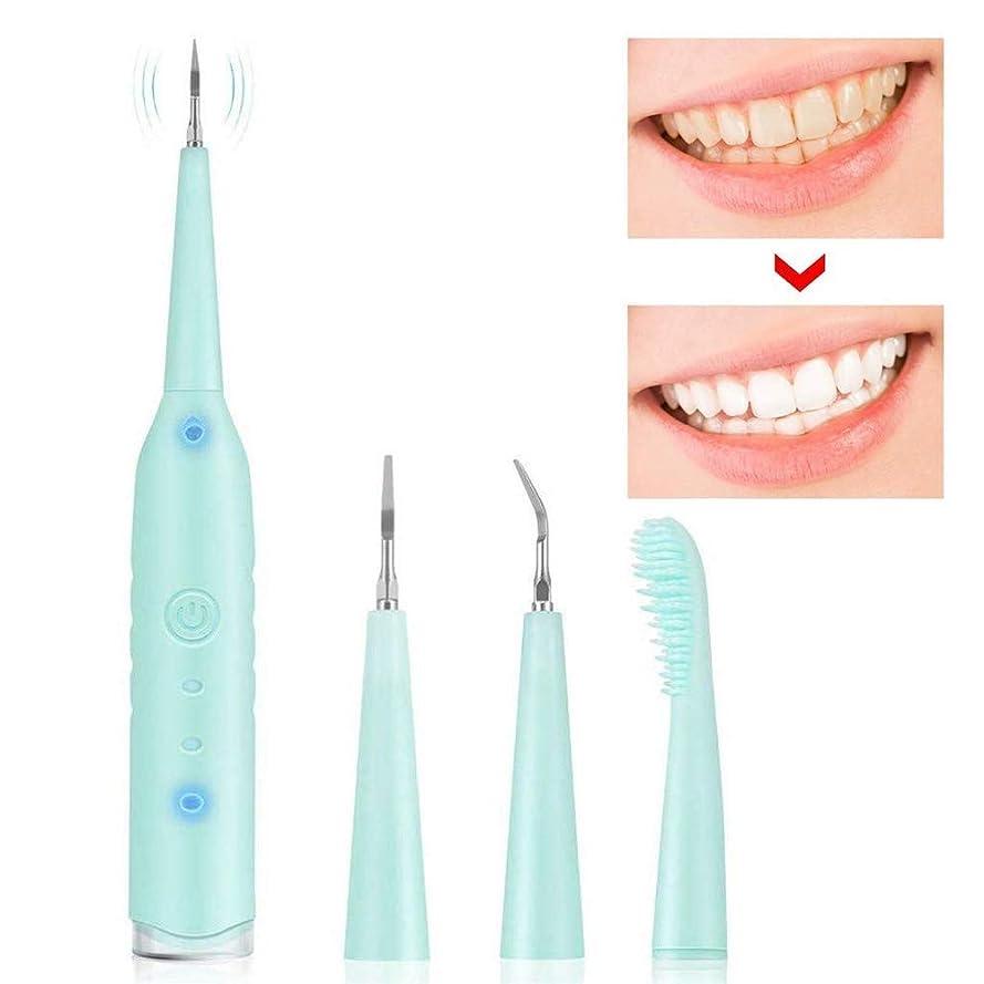 万一に備えて擬人同じポータブル電動スケーラー充電式歯磨き粉家庭用電気歯石除去剤歯石スクレーパー歯石除去剤歯研磨