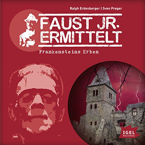 Frankensteins Erben audiobook cover art
