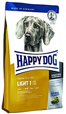 Happy Dog Light 1 Low Carb Diet Dry Food