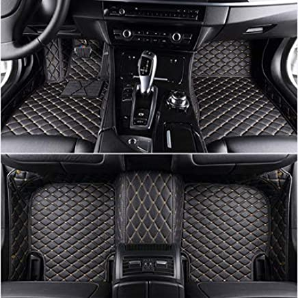 Aoforz-uk Custom Car Floor mats for Peugeot 307 sw 308 107 206 207 301