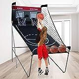 Basketball Arcade Game,Basketball Shoot Out,Basketball Arcade/Máquina expendedora,Para toda la familia,Máquina expendedora Juego de baloncesto Máquina de tiro Electrónica automática