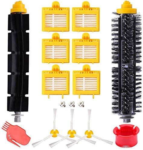 Home Spare Parts Accessoires Compatibles pour iRobot Roomba 700, brosses iRobot, filtres HEPA | pièces de rechange maison | accessoires iRobot 700, aspirateur sans fil