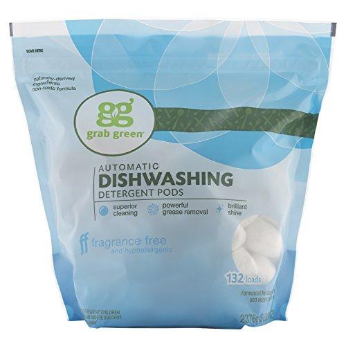 Grab Green Detergent Pods