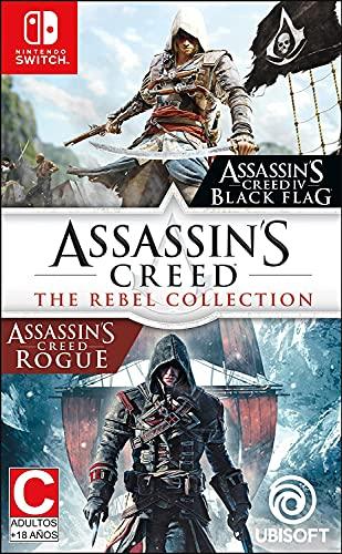 La Mejor Lista de Assassin's Creed Switch para comprar hoy. 2