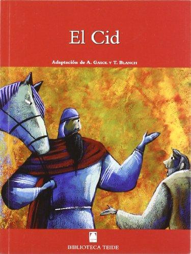 Biblioteca Teide 028 - El Cid: Adaptación del Poema de mio Cid - 9788430760763