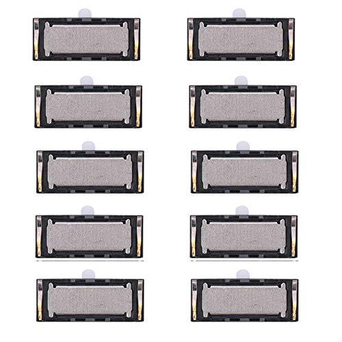 YEYOUCAI 10 PCS Altavoz auricular para ZTE Blade V7 Lite