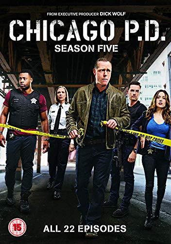 Chicago P.D.: Season Five [Regions 2,4]