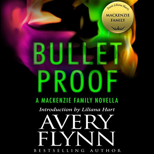 Bullet Proof audiobook cover art