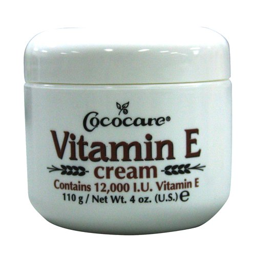 Vitamin E Cream (12,000IU) 4 oz (DOD)