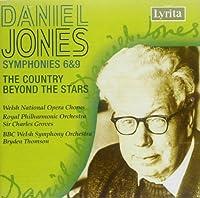 Symphonies 6 & 9 by JONES DANIEL (2007-03-13)