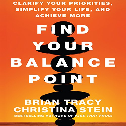 Find Your Balance Point audiobook cover art