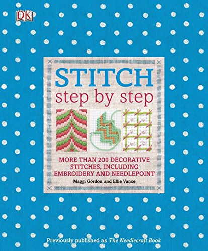 New Stitch Step by Step (DK Step by Step)