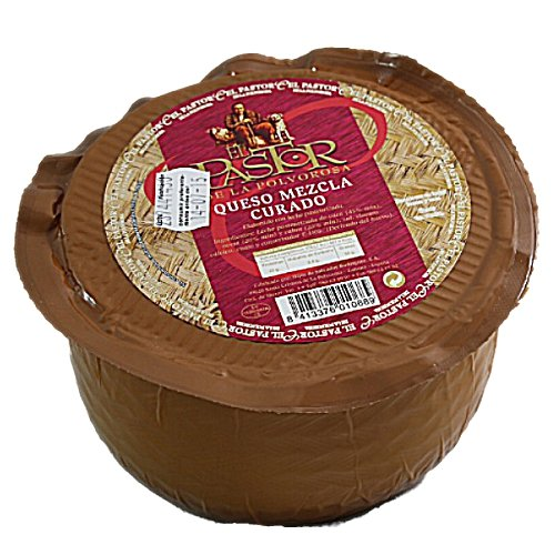 Spanischer Käse - gut gereift - ca. 900 gr