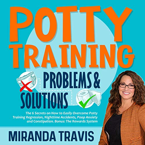 Potty Training Problems and Solutions cover art