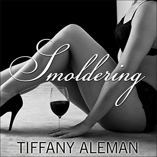 Smoldering audiobook cover art