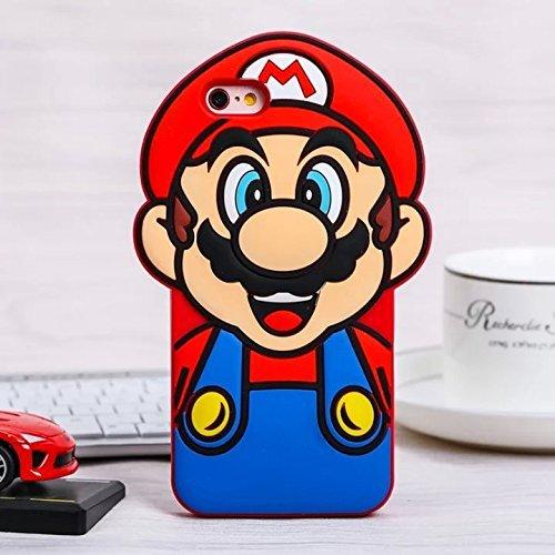 Capa Super Mario., Super Mario for iPhone 6(s) Plus