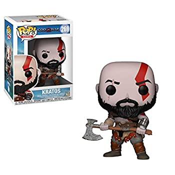 Funko Pop! Games  God of War - Kratos with Axe Collectible Figure