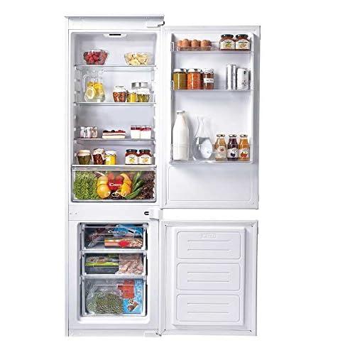Candy CKBBS 100 Autonomo Frigo - Congelatore (250 L, N-ST, 40 dB, 3,5 kg / 24h, Bianco) [Classe energetica A+] - frigorifero da incasso