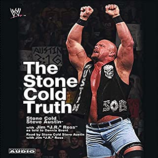 The Stone Cold Truth audiobook cover art
