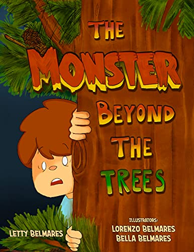 THE MONSTER BEYOND THE TREES (English Edition)