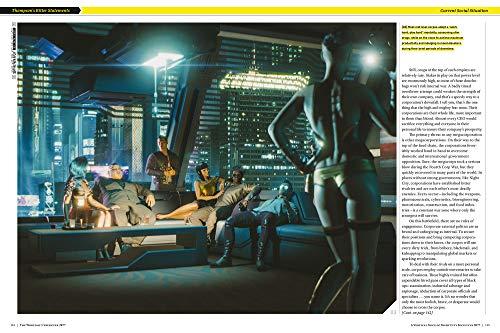 The World of Cyberpunk 2077
