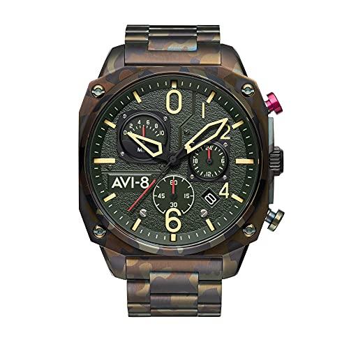AVI-8 Hawker Hunter Japan Reloj de cuarzo - AV-4052-22